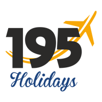 One Ninety Five Holidays Logo